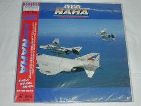 (LD:レーザーディスク)AIR BASE NAHA F-4EJ,KV-107&CH-47J 那覇基地【中古】