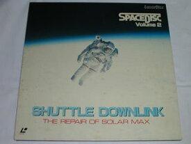 (LD:レーザーディスク)スペースディスク VOL2/シャトル・ダウンリンク【中古】