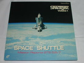(LD:レーザーディスク)スペースディスク VOL1/スペースシャトル【中古】