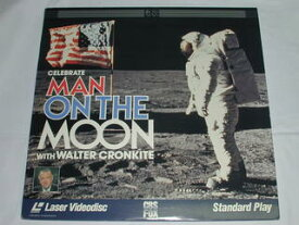 (LD:レーザーディスク)CELEBRATE MAN ON THE MOON WITH WALTER CRONKITE【輸入盤】【中古】