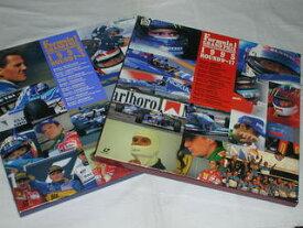 (LD:レーザーディスク)F−1グランプリ1995 ワールドチャンピオンシップ 2BOXセット【中古】