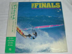 (LD:レーザーディスク)ザ・ファイナル THE FINALS [マウイ・グランプリ'86]【中古】