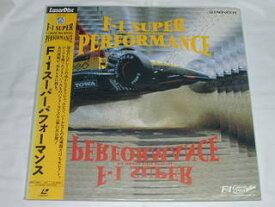 (LD:レーザーディスク)F−1スーパーパフォーマンス 【中古】