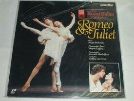 (LD:レーザーディスク)The Royal Ballet Romeo&Juliet 指揮:アシュレー・ローレンス【中古】