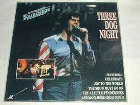 (LD:レーザーディスク)スリー・ドッグ・ナイト/ビデオ・ヒッツ!/THE MUSIC AGE THREE DOG NIGHT【中古】