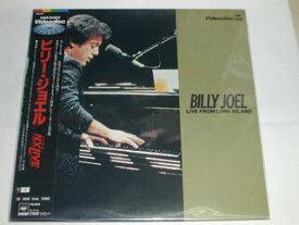 (LD:レーザーディスク)ビリー・ジョエル/N.Y.LIVE【中古】