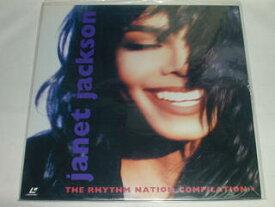 (LD:レーザーディスク)ジャネット・ジャクソン/THE RHYTHM NATION【中古】COMPILATION