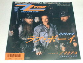 (EP)ZZトップ/「ラフ・ボーイ」「デリリアス」 【中古】