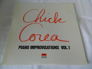 (LP)Chick Corea/PIANO IMPROVISATIONS VOL.1【中古】