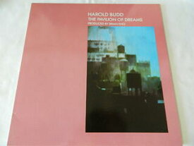 (LP)HAROLD BUDD THE PAVILION OF DREAMS PRODUCED BY BRIAN ENO【中古】
