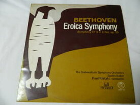 (LP)ベートヴェン 交響曲 第3番 変ホ長調 作品55「英雄」パウル・クレツキー指揮【中古】