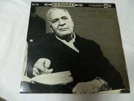 (LP)ブルーノ・ワルター指揮 ベートーヴェン:交響曲第5番『運命』、シューベルト:交響曲第8番『未完成』【中古】