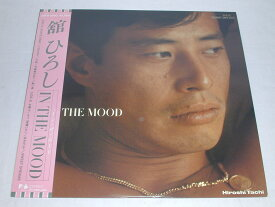 (LP)舘ひろし/IN THE MOOD 【中古】