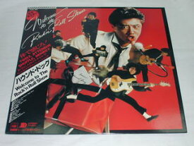 (LP)ハウンド・ドッグ/WELCOME TO THE ROCK'N ROLL SHOW 【中古】