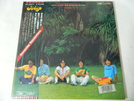(LP)チューリップ/SOMEDAY SOMEWHERE【中古】
