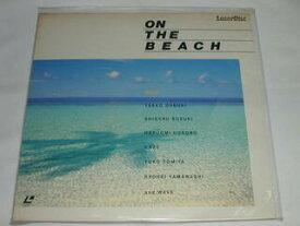 (LD:レーザーディスク)ON THE BEACH オン・ザ・ビーチ 大貫妙子・鈴木茂・とみたゆう子・細野晴臣他【中古】