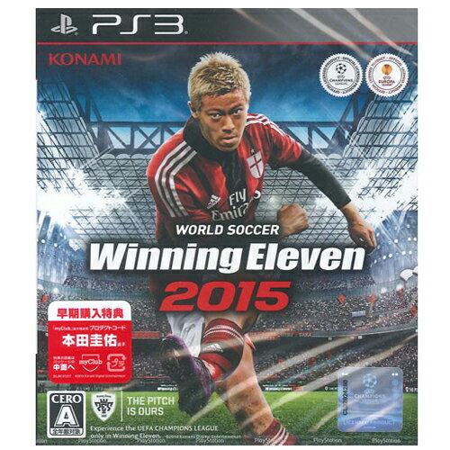 【新品】【PS3】ゲームソフト★SALE★ワールドサッカー ウイニングイレブン2015【誕生日】プレゼントに★