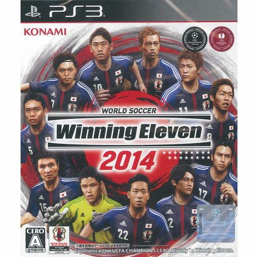 【新品】【PS3】ゲームソフト★SALE★ワールドサッカーウイニングイレブン2014【誕生日】プレゼントに★