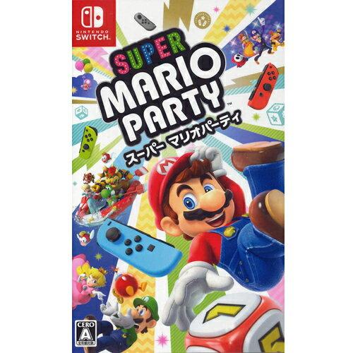 【新品】【Switch】【ゲームソフト】スーパー マリオパーティ【誕生日】プレゼントに★
