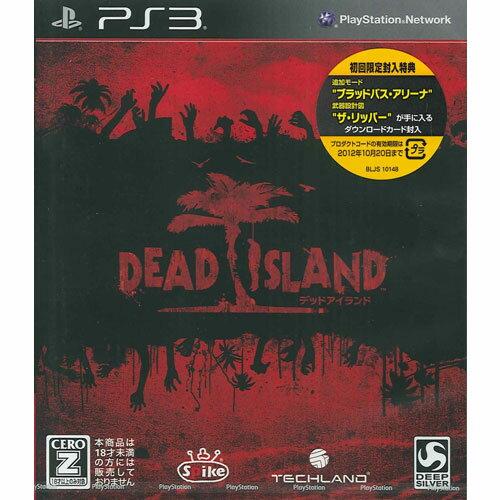 【新品】【PS3】ゲームソフト★SALE★デッドアイランド【誕生日】プレゼントに★