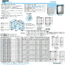 PBH10-0813 日東工業 プラボックス コントロールボックス ポリカボックス 屋内用 透明カバー付