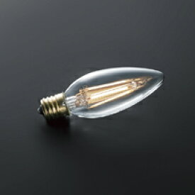 ME99200-91サイフォン E17 非調光 3W形LDF28A30W形相当 クリア 暖系電球色 シャンデリア球形マックスレイ ランプ