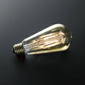 ME99202-91サイフォン E26 調光 5W形LDF30A30W形相当 クリアゴールド 暖系電球色 エジソンマックスレイ ランプ