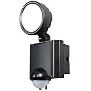 ESL-SS801AC ELPA 朝日電器 セキュリティ用品 防雨形 屋外用薄型LEDセンサーライト1灯 コンセント式 ESL-SS801AC