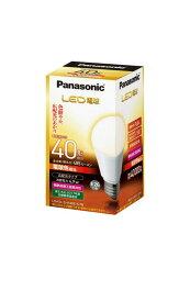 パナソニック Panasonic ランプLED電球 一般電球タイプ 4.9W広配光タイプ E26口金 電球40形・電球色相当LDA5L-G/K40E/S/W