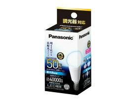 パナソニック Panasonic ランプLED電球 小形電球タイプ 6.4W断熱材施工器具対応 広配光タイプ E17口金 50形・昼光色相当 調光器対応LDA6D-G-E17/K50/D/S/W