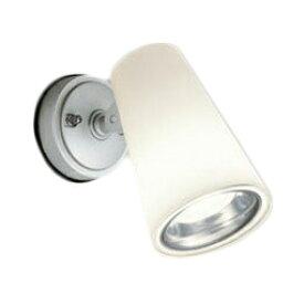 OG254340LDエクステリア LEDスポットライト 白熱灯器具60W相当電球色 非調光 防雨型オーデリック 照明器具 中庭 デッキ 屋外用照明 壁面・天井面・傾斜面取付兼用