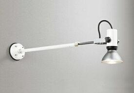 OG044117エクステリア LEDスポットライト 灯具のみ アーム伸縮LED電球ビーム球形対応 非調光 防雨型オーデリック 照明器具 アウトドアライト