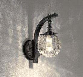 OG254030LCエクステリア LEDポーチライト防雨型 別売センサ対応 電球色 白熱灯40W相当オーデリック 照明器具 玄関・庭 屋外用