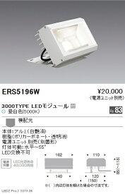 遠藤照明 施設照明生鮮食品用照明 什器上ウォールウォッシャー3000タイプ セラメタ70W相当 横配光 昼白色ERS5196W
