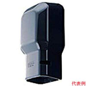 パナソニック Panasonic 電設資材 配管部材エアコンアクセサリーエアコン配管化粧カバー スッキリダクト壁面取出しカバー ブラックDAS210B