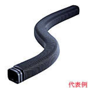 パナソニック Panasonic 電設資材 配管部材エアコンアクセサリーエアコン配管化粧カバー スッキリダクトフリージョイントL ブラックDAS4860B
