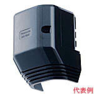 パナソニック Panasonic 電設資材 配管部材エアコンアクセサリーエアコン配管化粧カバー スッキリダクトエンド ブラック DAS610B