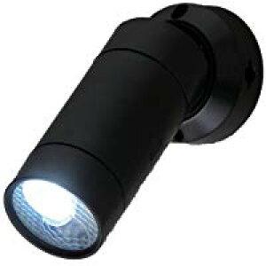 ESL-05BT(BK)防沫形 屋外用LEDセンサーライト0.5W 乾電池式ELPA朝日電器セキュリティ用品