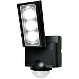 ESL-311DC防雨形 屋外用LEDセンサーライト1灯 乾電池式 ワイヤレスチャイム増設可能ELPA朝日電器セキュリティ用品