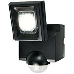 ESL-N111DC防雨形 屋外用LEDセンサーライトかんたん設置1灯 乾電池式ELPA朝日電器セキュリティ用品