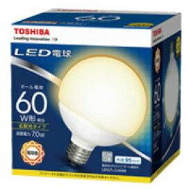 LDG7L-G/60WLED電球 ボール電球形 7.0W60W形相当 電球色 E26東芝ライテック ランプ