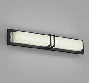 OG254496エクステリア LEDポーチライト防雨型 人感センサ付 非調光 電球色 FL20W相当オーデリック 照明器具 住宅の共用スペース 廊下 屋外用