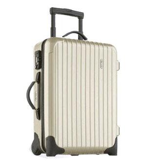 RIMOWA rimowa 行李箱帶回莎莎莎莎普羅賽克香檳 859.52 / 85952 兩個輪子