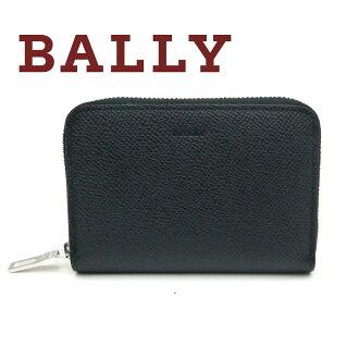 배리/Bally 동전 지갑 코인 케이스 BRIGADIERE BIVY.B 블랙×레드