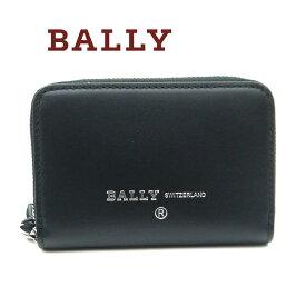 バリー/Bally 小銭入れ コインケース BIVY.DI ブラック【即発送可能】