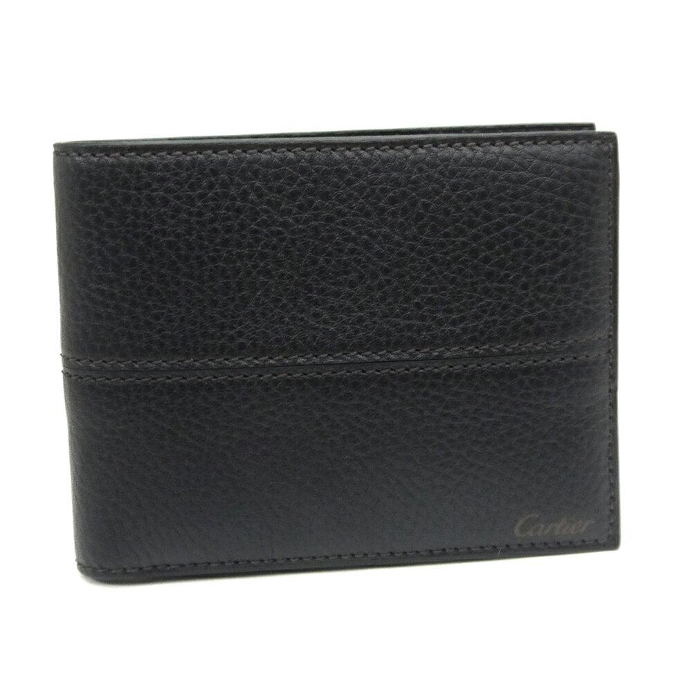 カルティエ/Cartier ・二つ折り財布・セリエ サドルステッチ・L3001158【即発送可能】