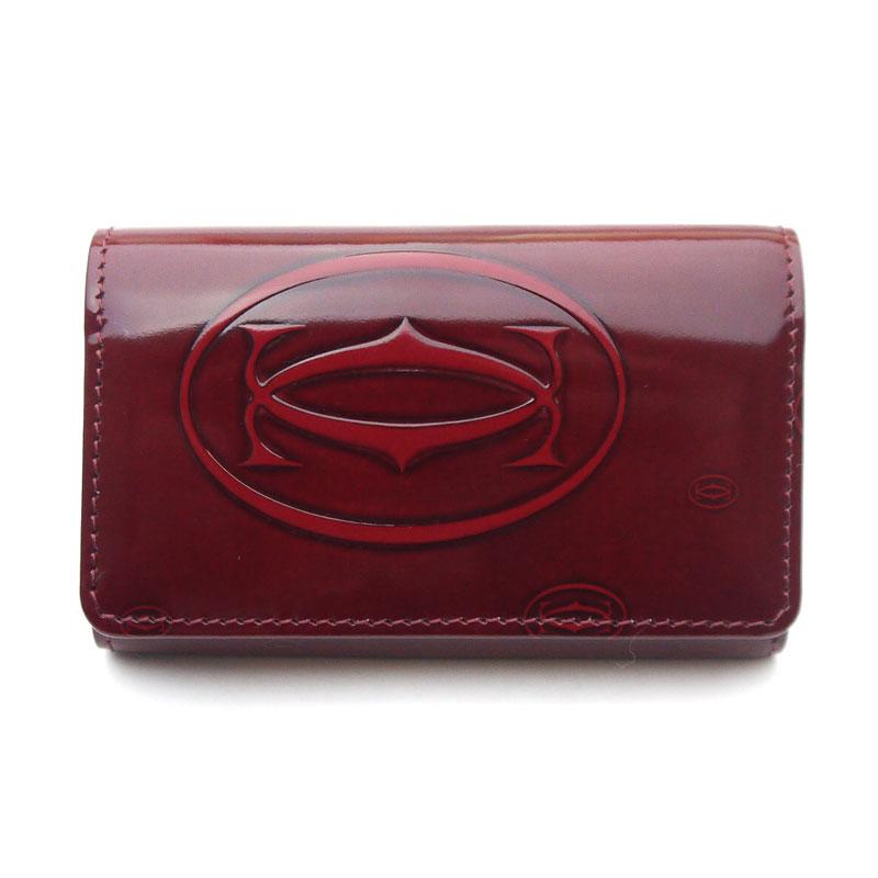カルティエ/Cartier 6連キーケース・ハッピーバースデー L3000929