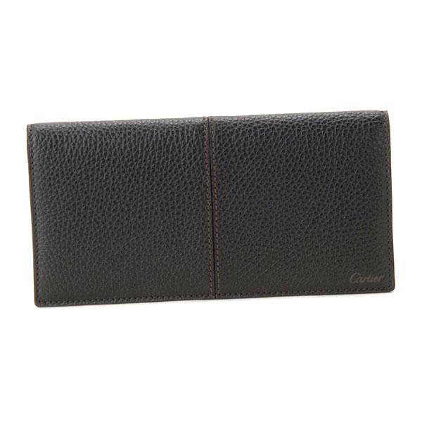 カルティエ/Cartier ・二つ折り長財布・セリエ サドルステッチ・L3001161【即発送可能】