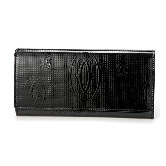 カルティエ/Cartier ・ファスナー付き長財布・ハッピーバースデー ・L3001284【即発送可能】
