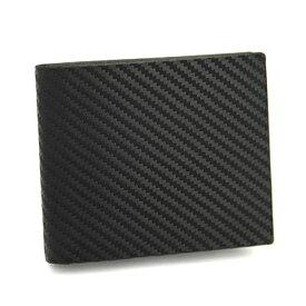 ダンヒル/dunhill 二つ折りカード付財布・CHASSIS シャーシ L2H230A ブラック【即発送可能】